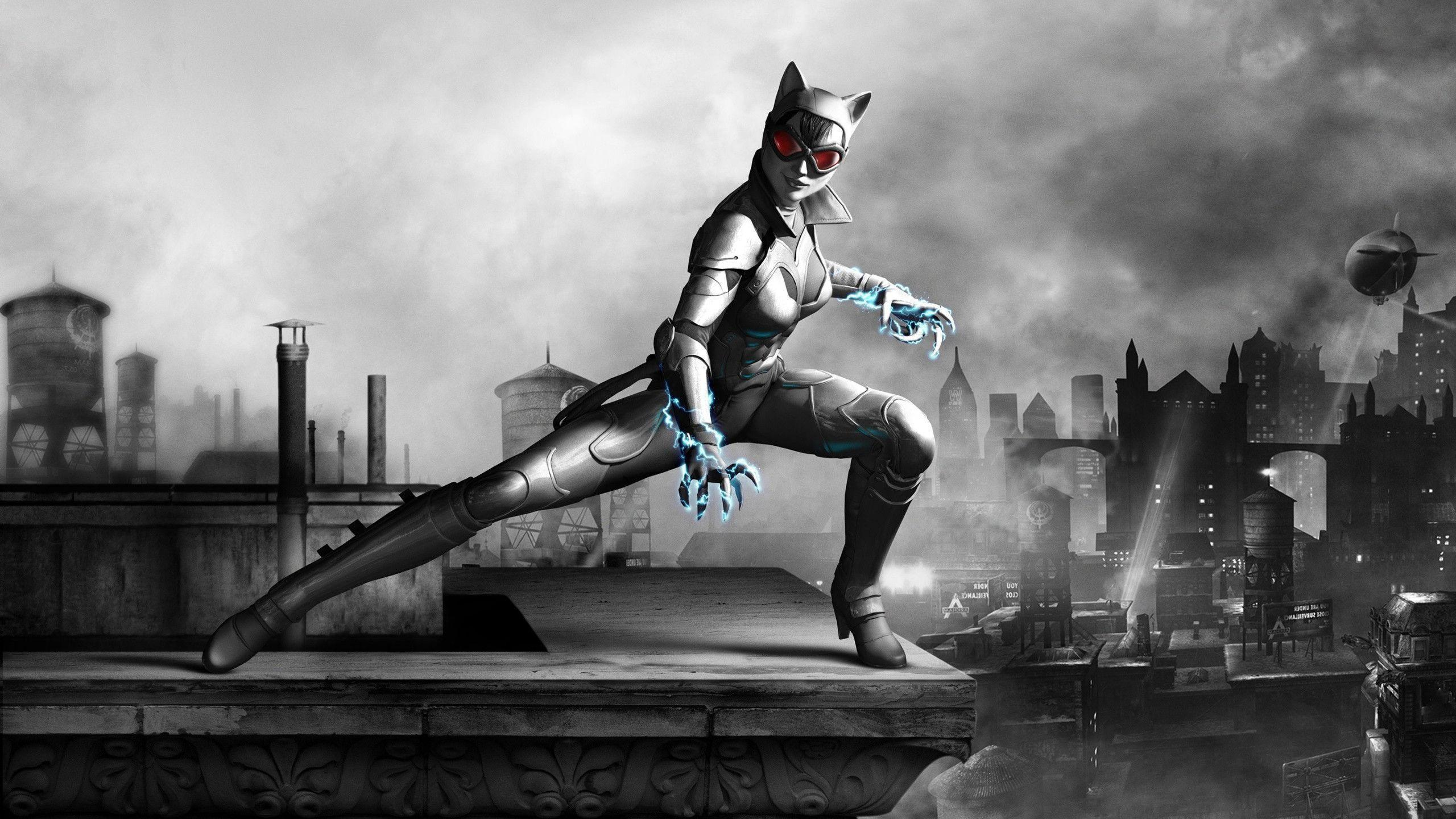 2560x1440 Catwoman Wallpapers