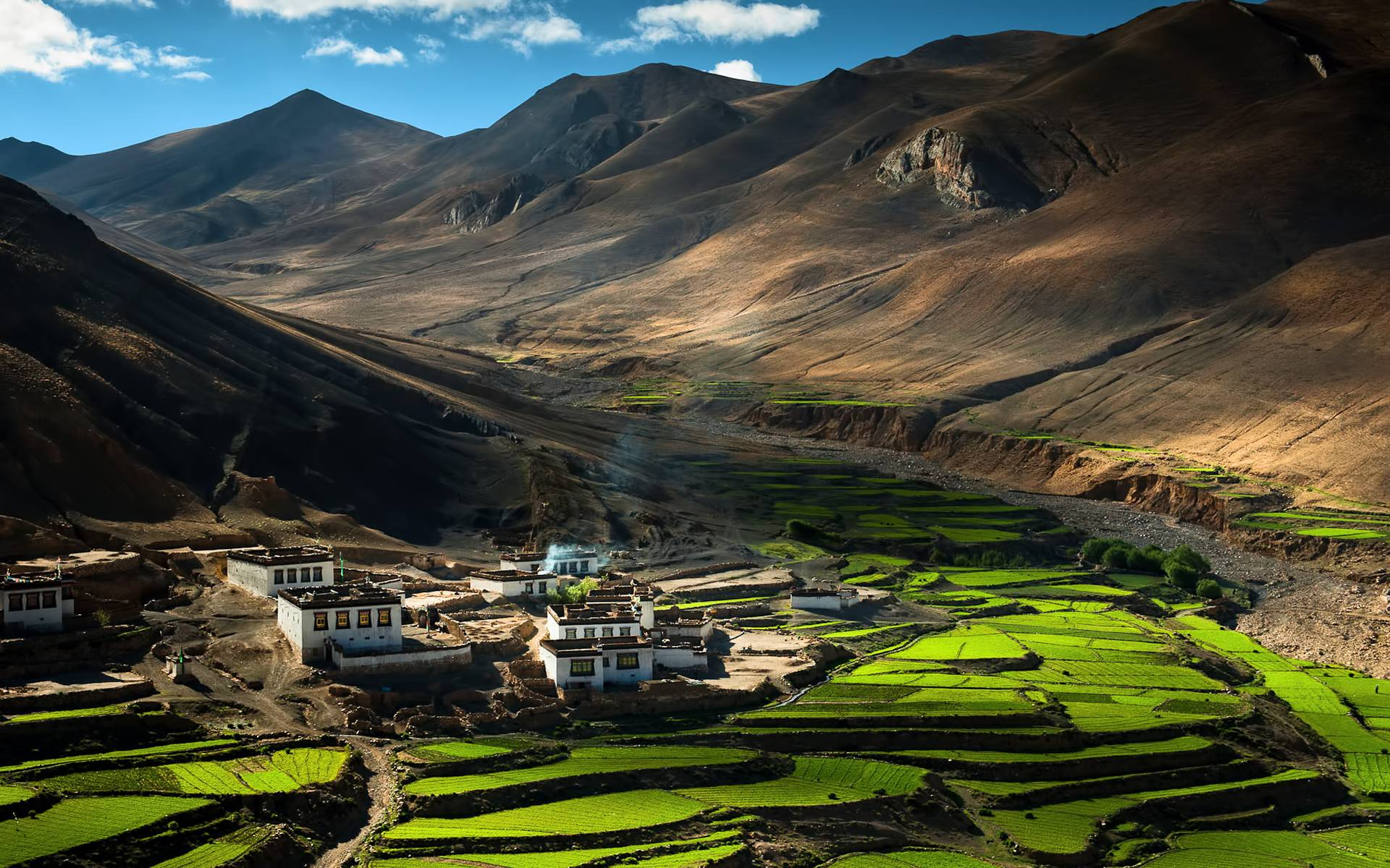 Tibet Scenery Ranwuhu Stock Photo - Image: 79464711