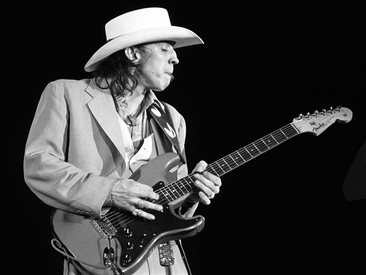 Wallpapers For > Stevie Ray Vaughan Guitar Wallpapers