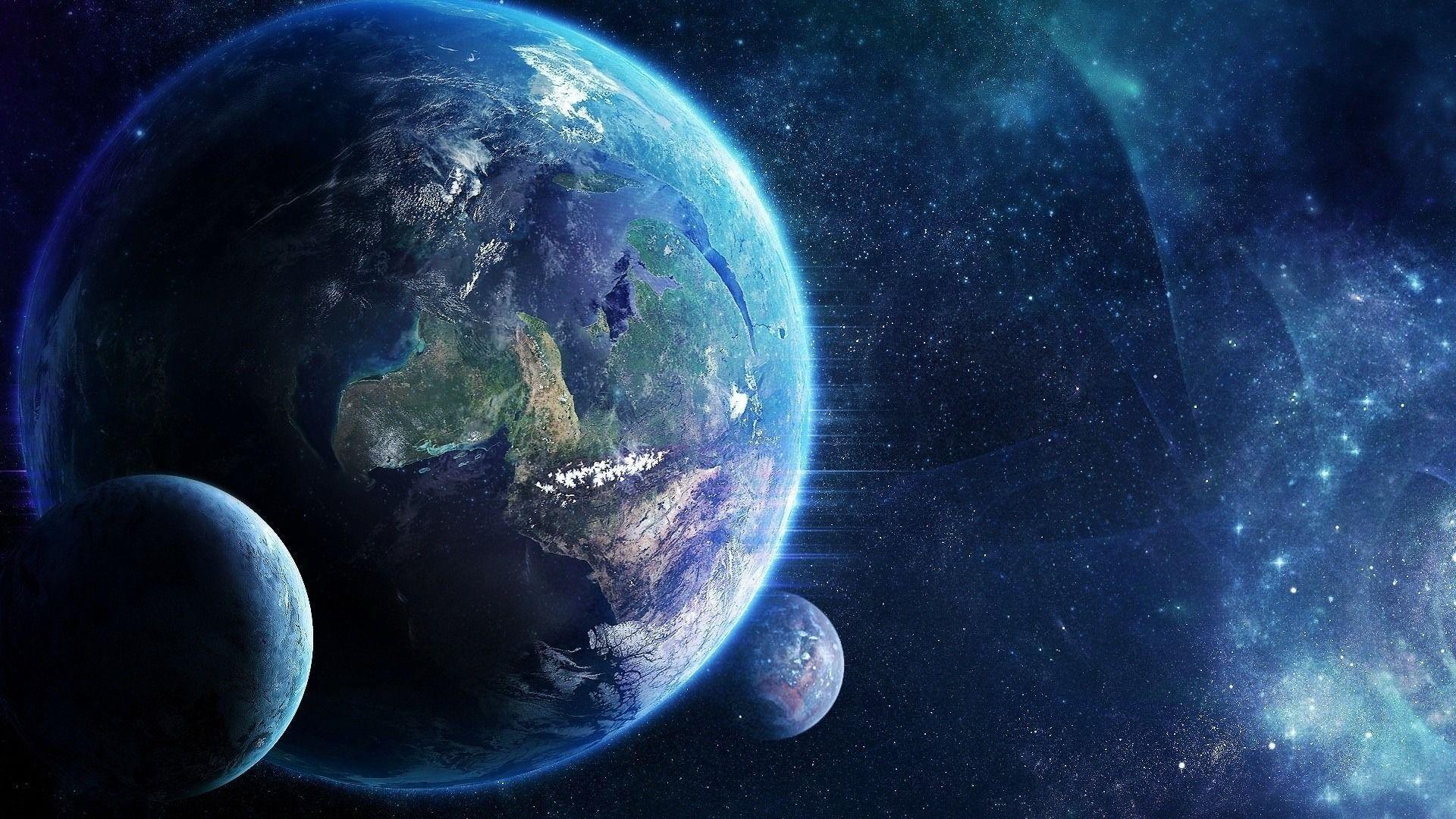 planet earth wallpaper hd