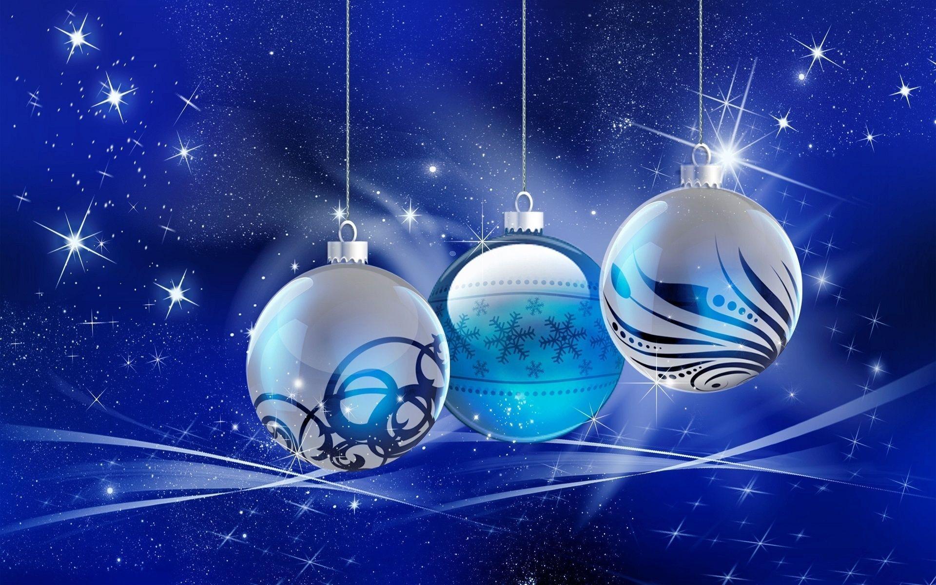 Fondo De Pantalla 3d De Navidad De Santa Vas De Luna Hd: Christmas 3D Wallpapers