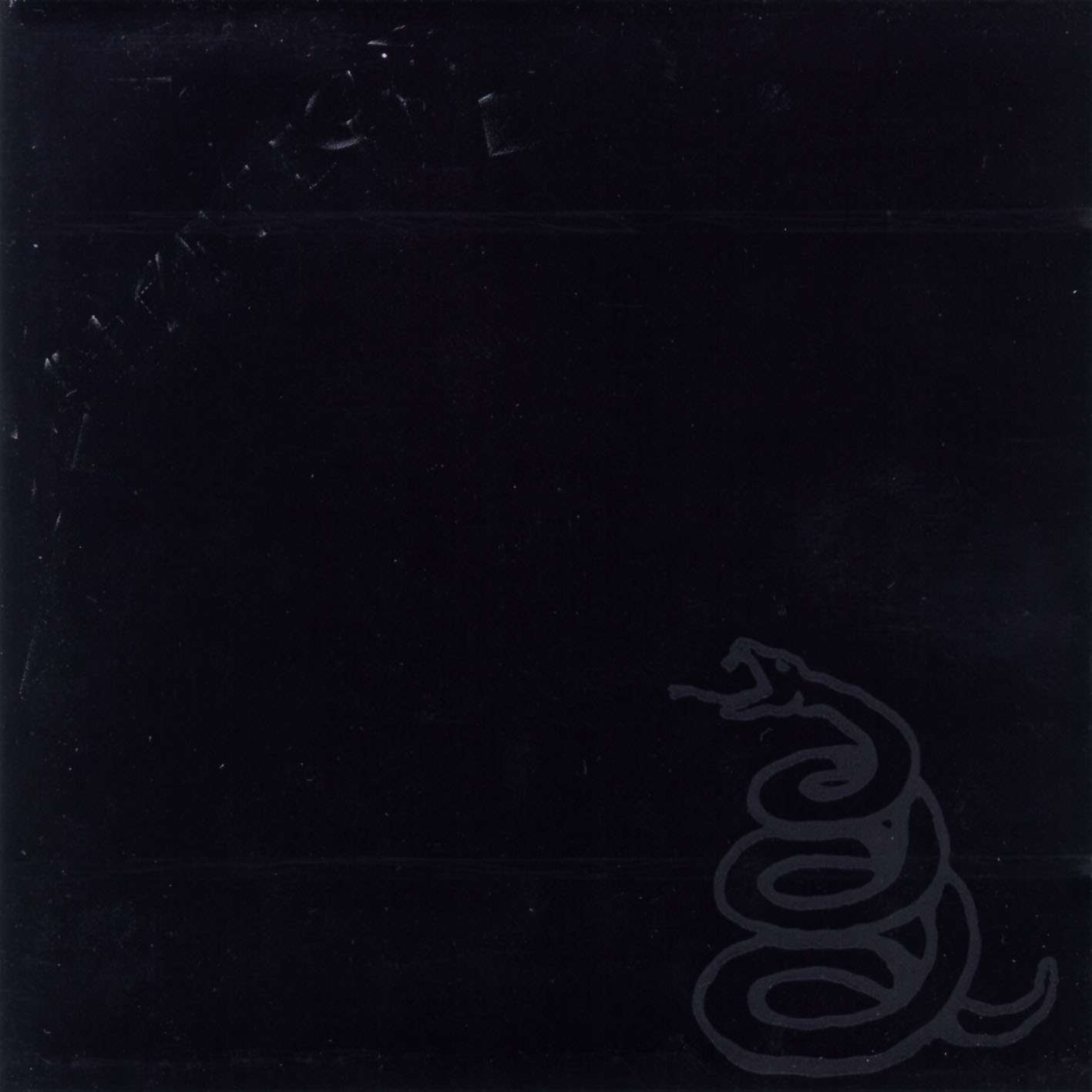 Metallica Black Album Wallpapers - Wallpaper Cave