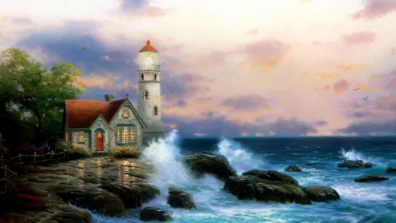 lighthouse desktop wallpaper 7900 - photo #21