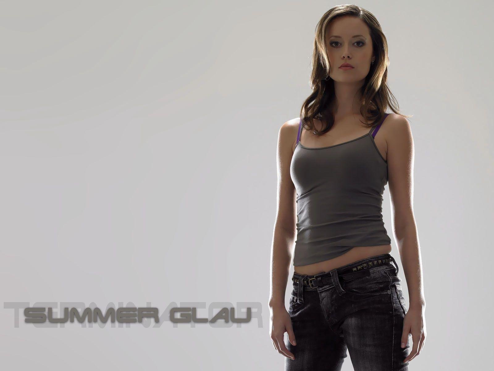 Summer Glau - Actresses &- People Background Wallpapers on Desktop ...