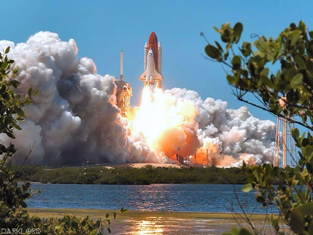 Space Shuttles Wallpapers