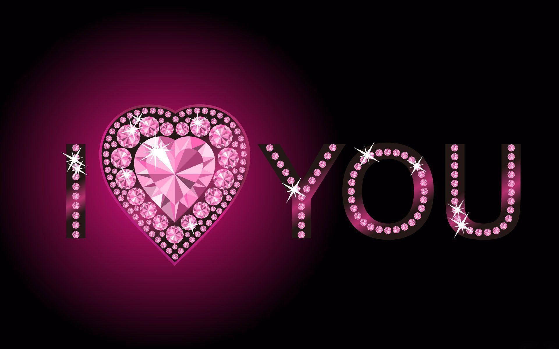 Love You Janu Wallpaper : I Love You Image Wallpapers - Wallpaper cave