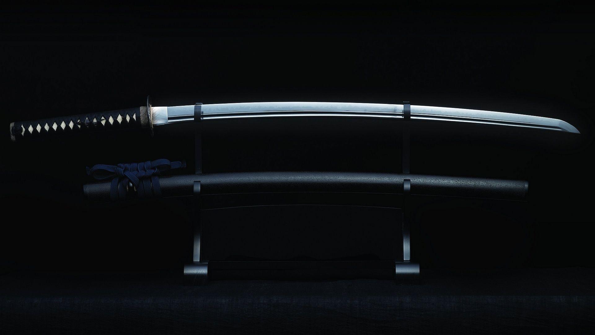 Samurai Sword Wallpapers - Wallpaper Cave