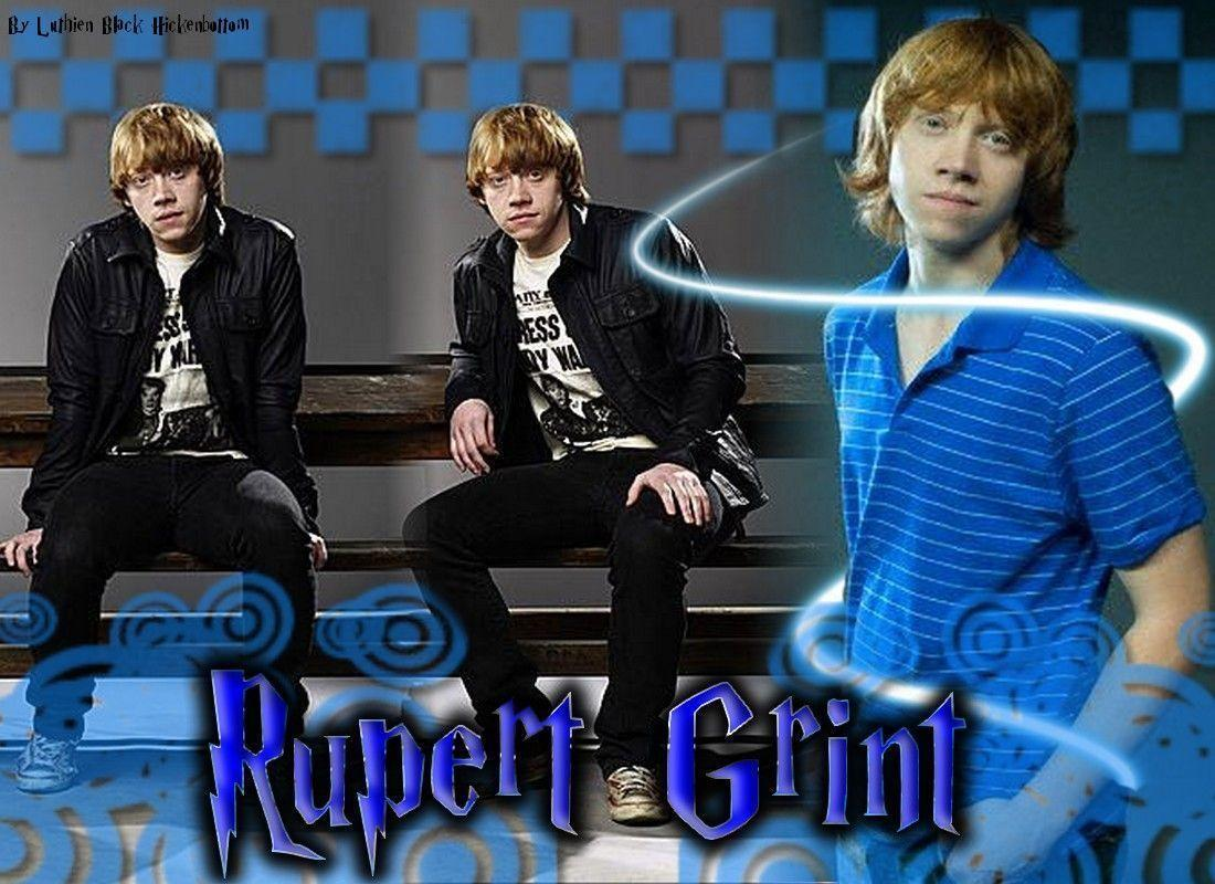 Rupert Grint Wallpaper by Luthien Black - Wide Wallpapers