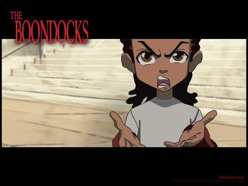 The Boondocks Wallpapers - Wallpaper Cave
