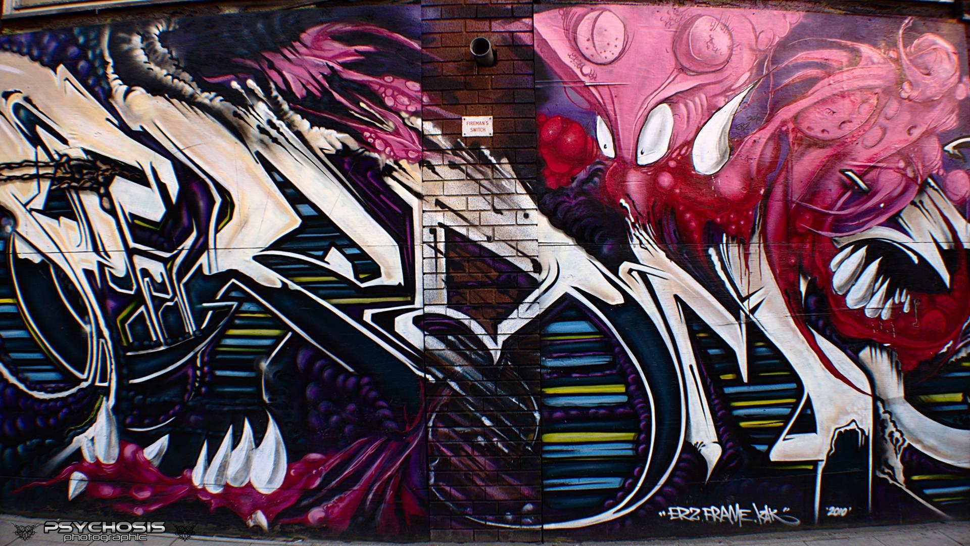 Street Art Wallpapers - Wallpaper Cave