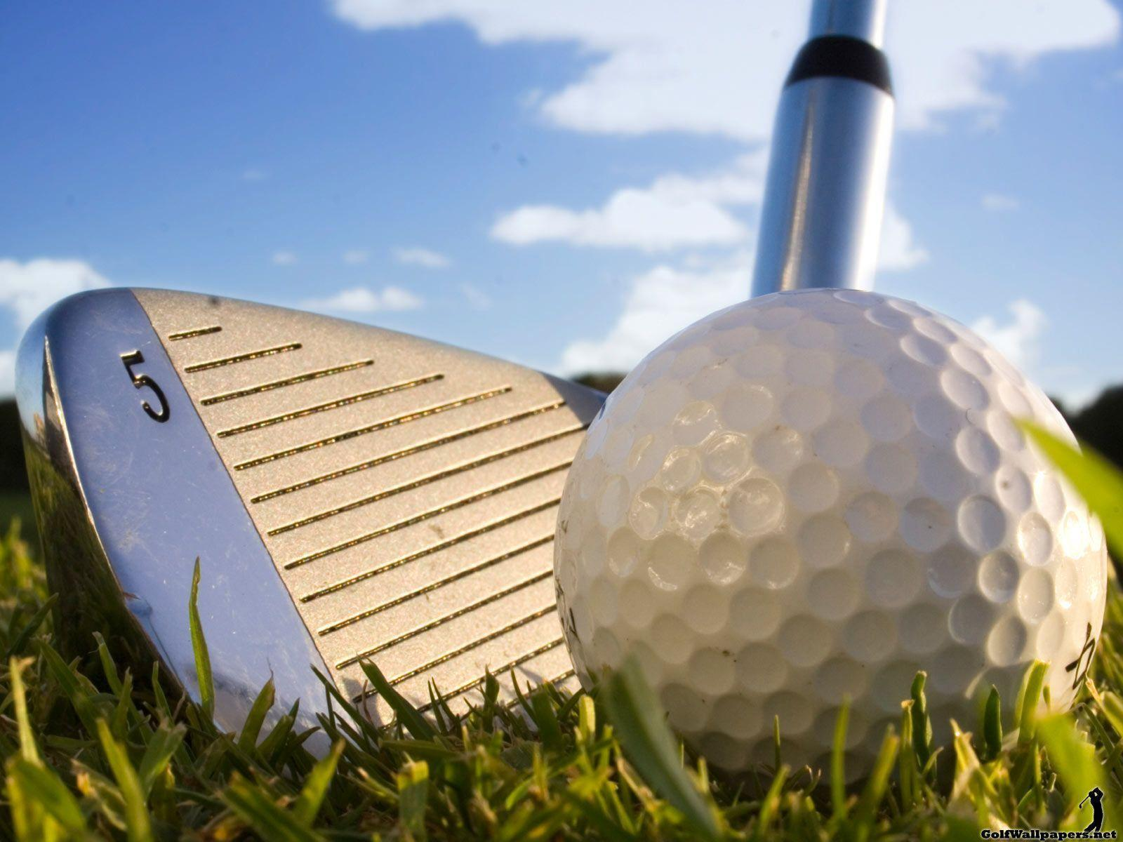 Wallpapers For > Golf Ball Wallpapers