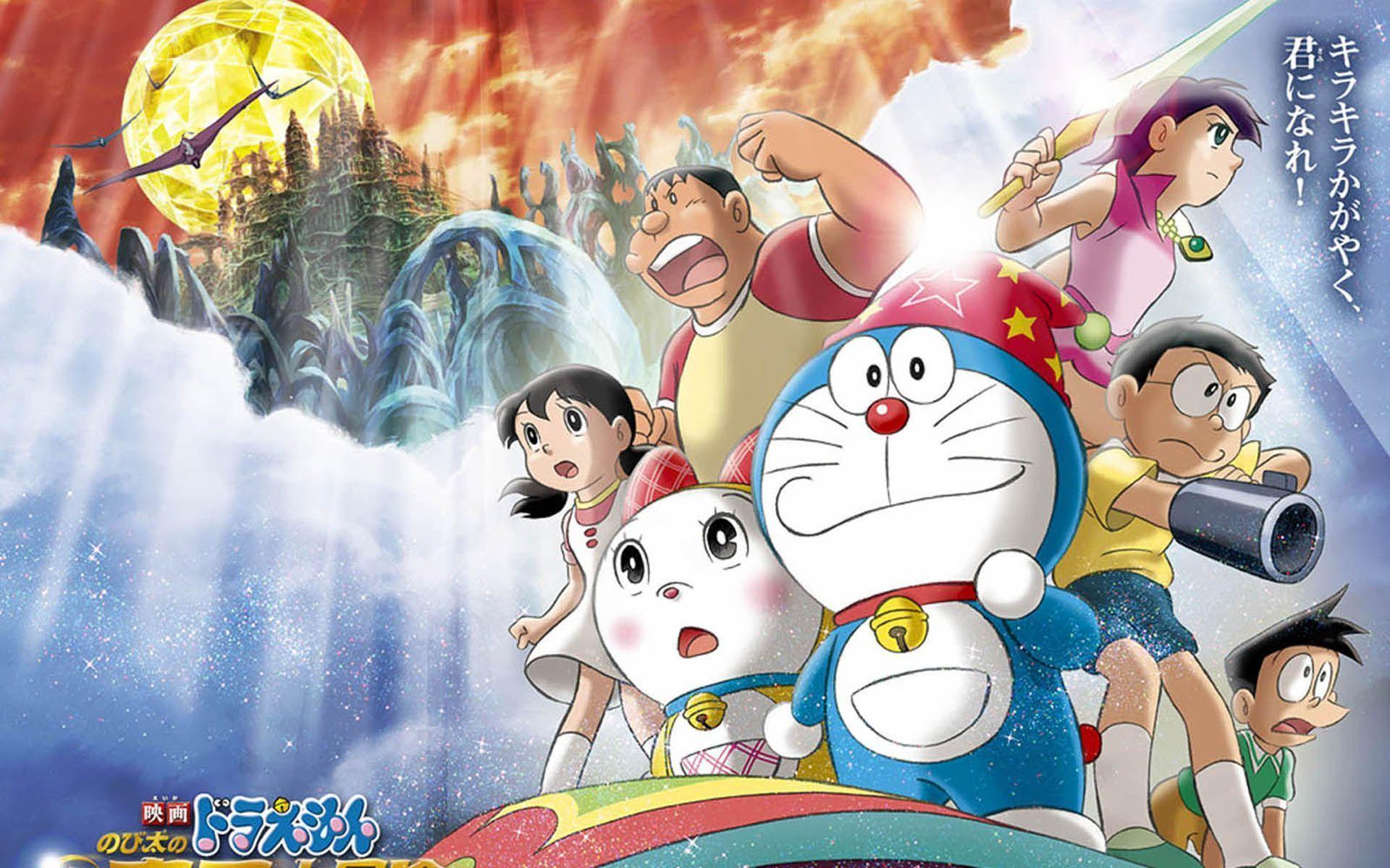Download Kumpulan Koleksi Wallpaper Doraemon Di Hp Gambar HD Terbaik
