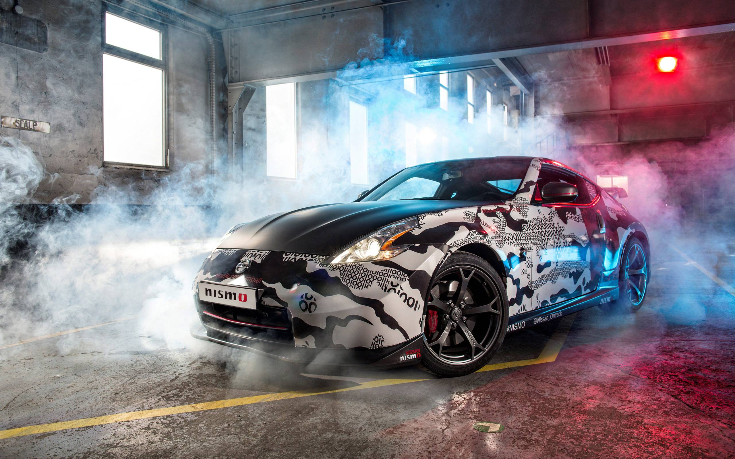 370Z Wallpaper HD - WallpaperSafari