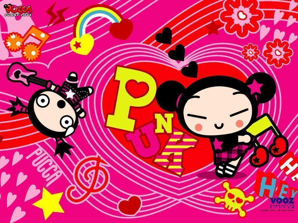 Pucca Funny Love Desktop Wallpaper : Pucca Backgrounds - Wallpaper cave