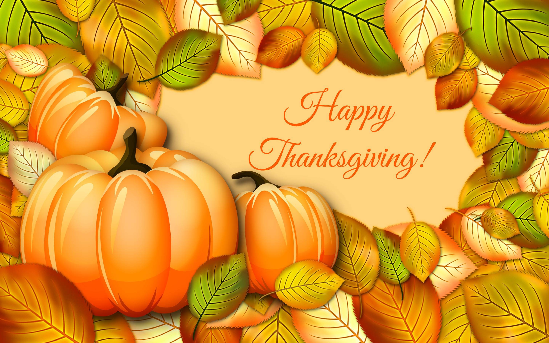 3D Thanksgiving Wallpapers - Wallpaper Cave