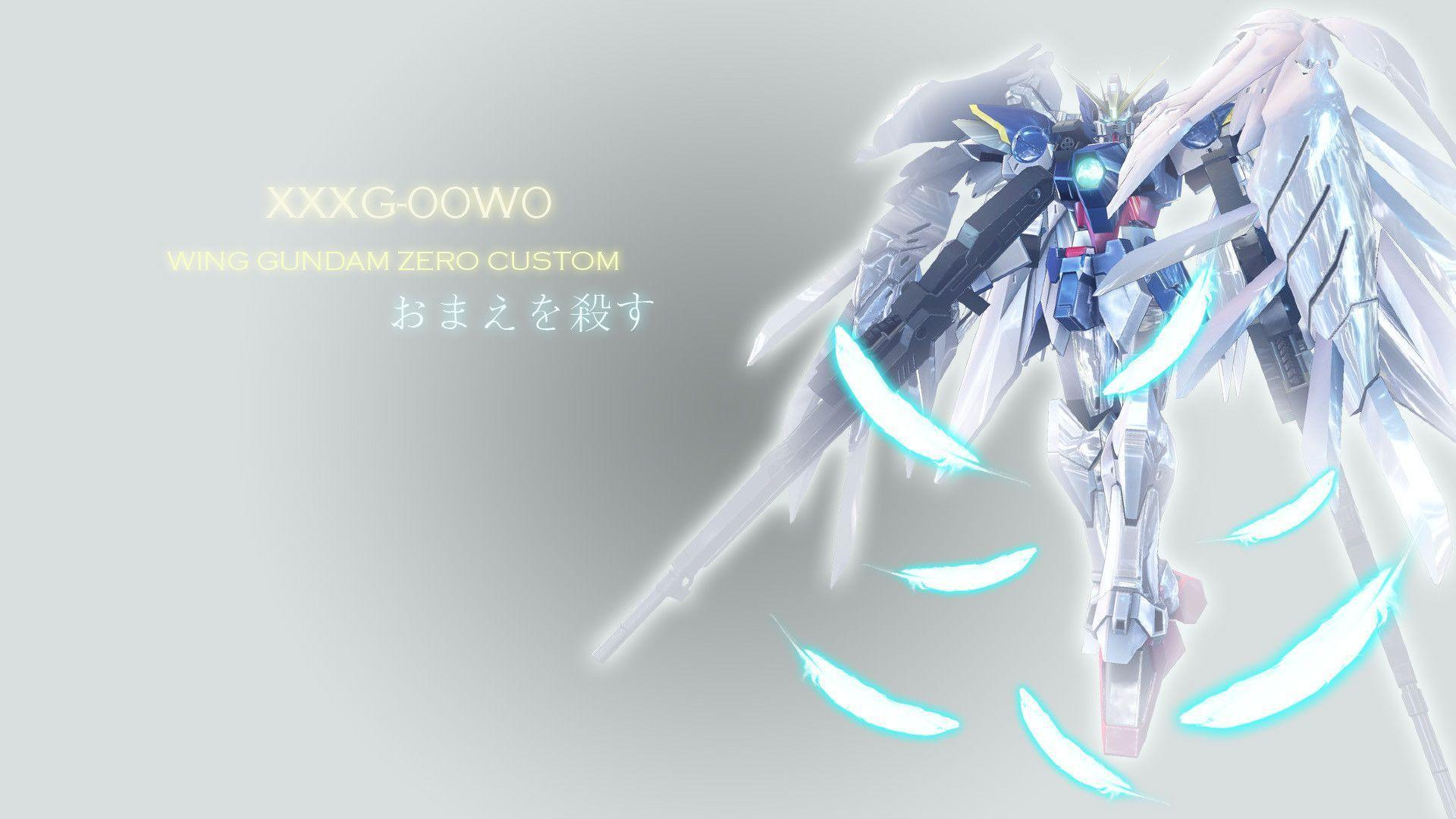 wing gundam wallpapers wallpaper cave