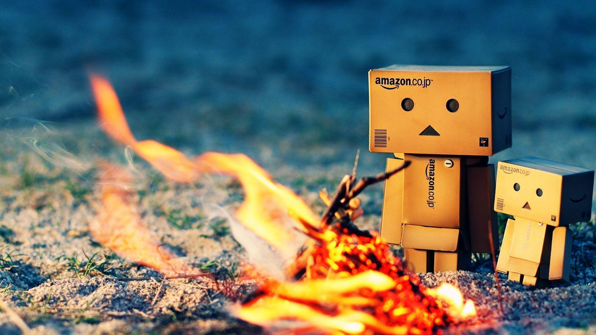 Danbo wallpapers wallpaper cave - Amazon wallpaper hd ...