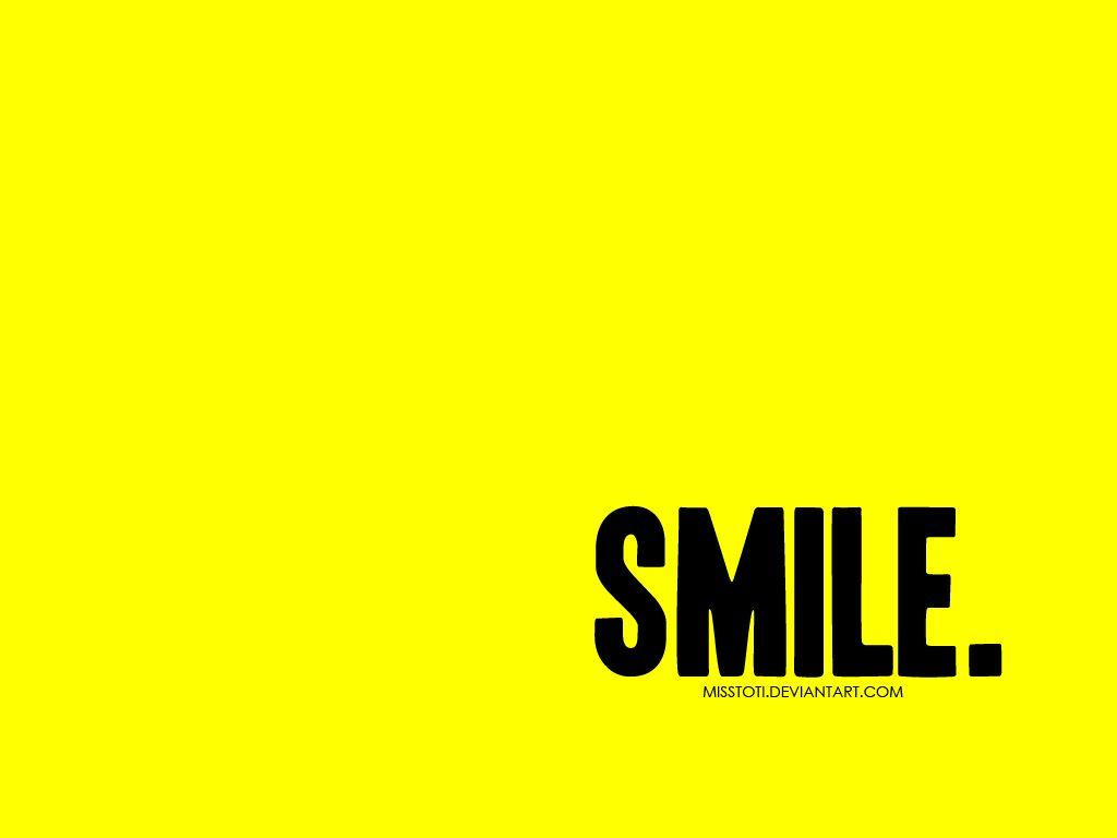 Smile Wallpapers Wallpaper Cave