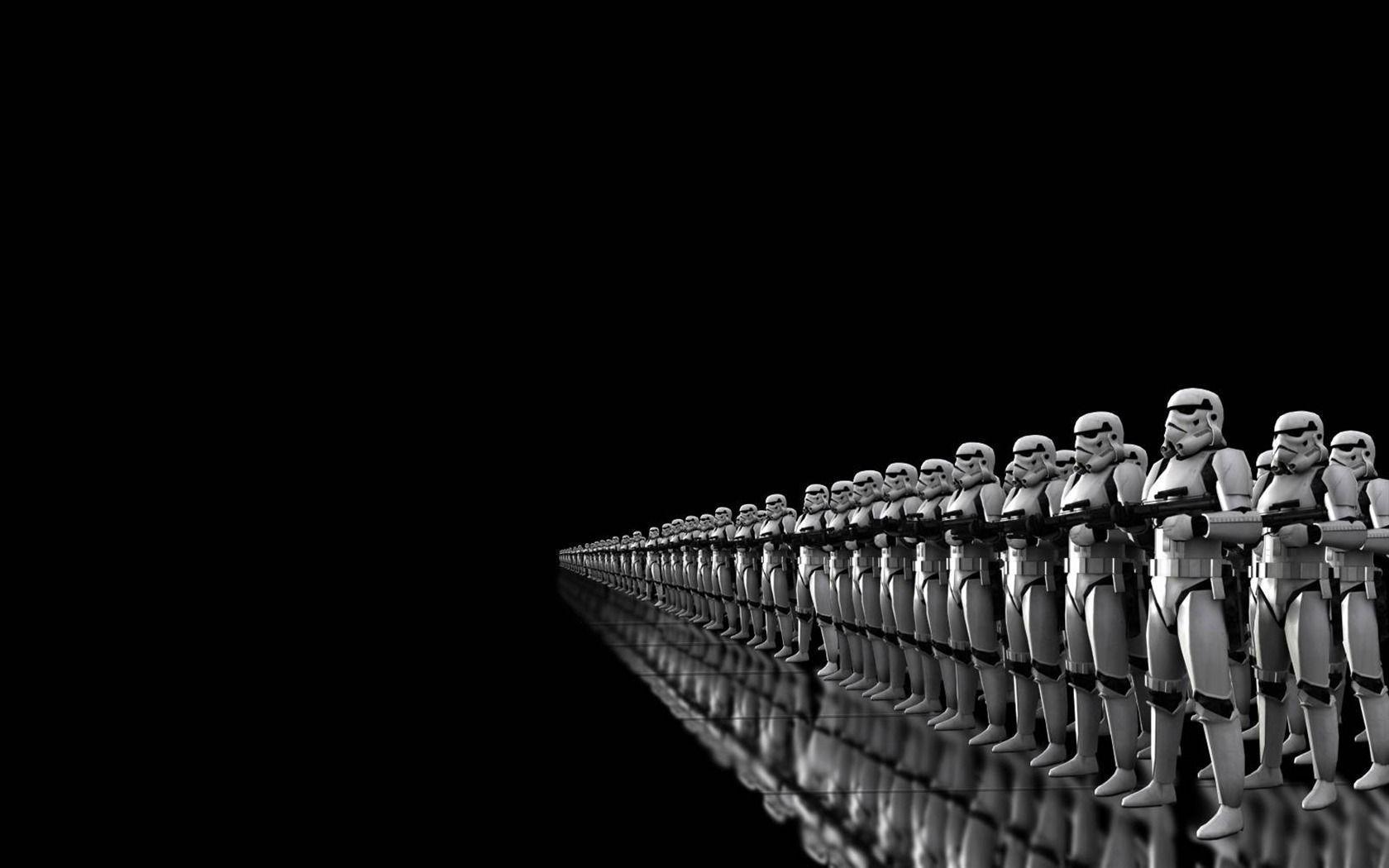 star wars-Imperial Stormtrooper series desktop wallpaper .
