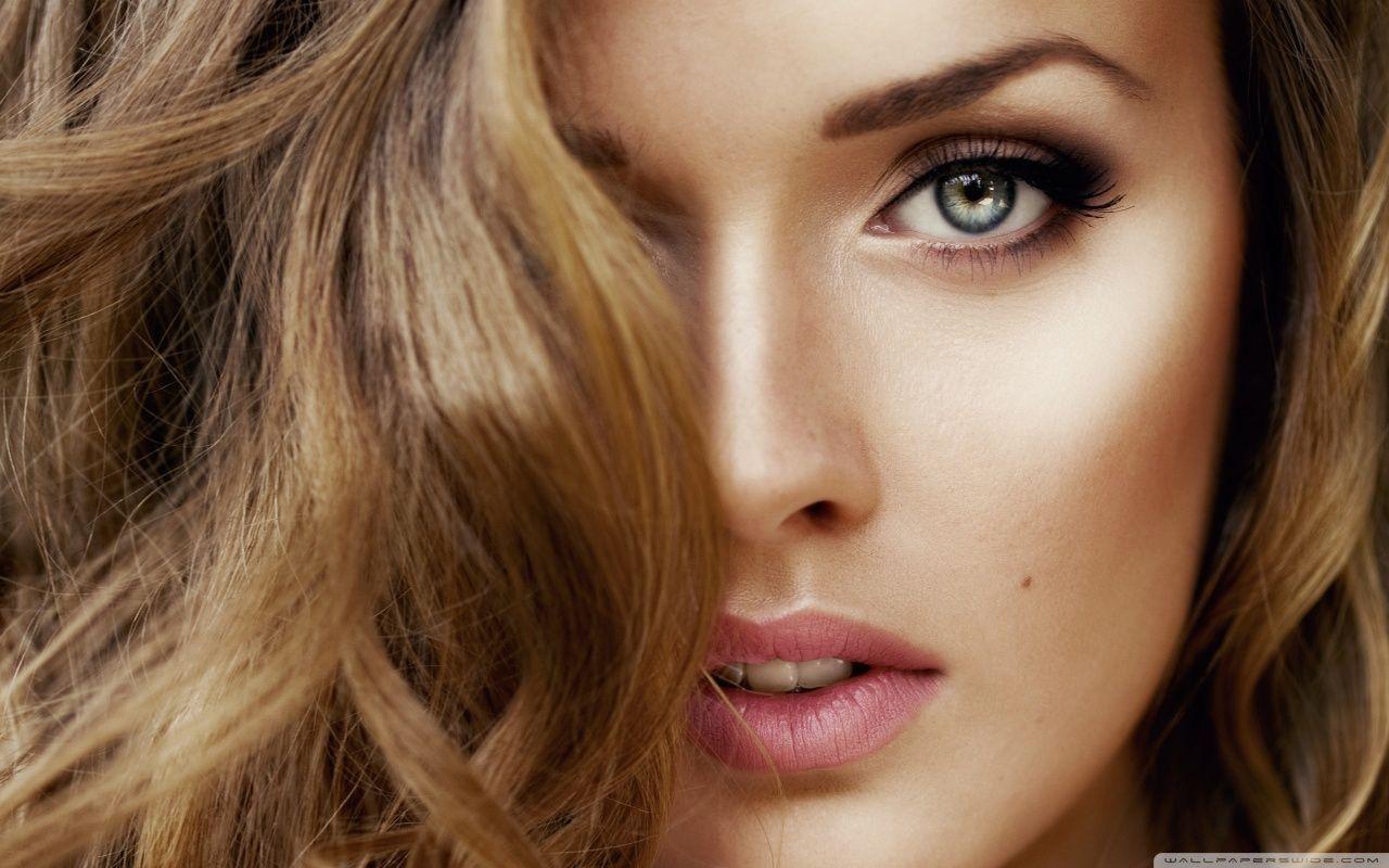 Beautiful Woman Face Wallpapers