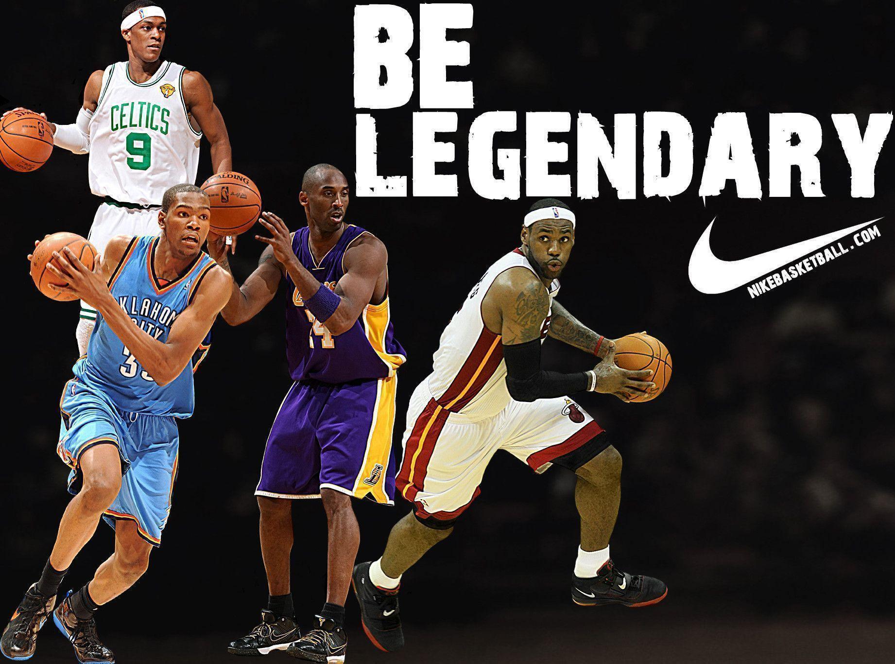 Nike Wallpaper Nba: Awesome Basketball Backgrounds