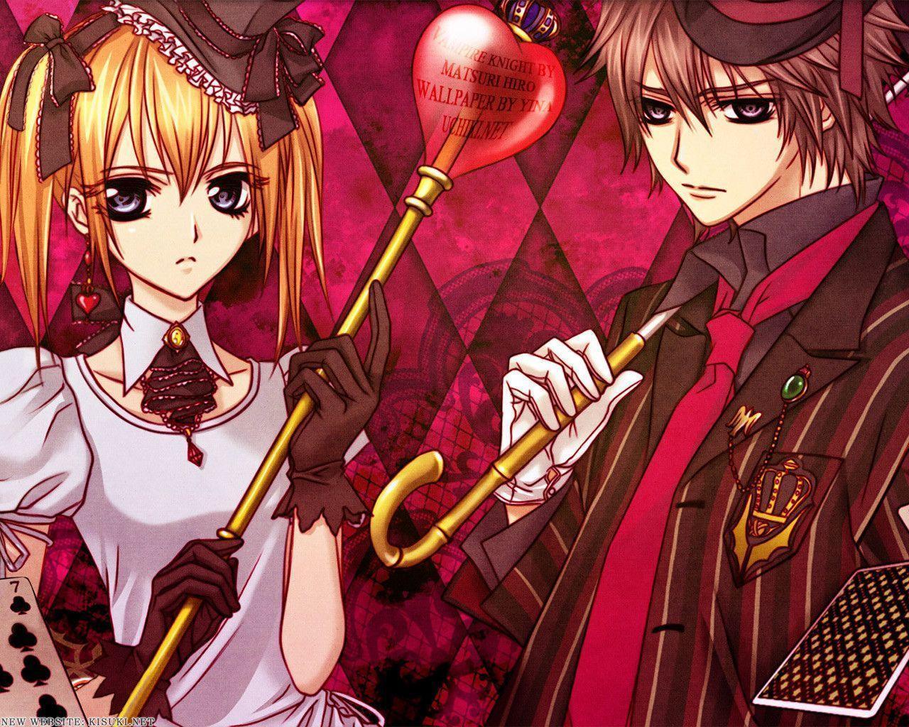 Vampire Anime