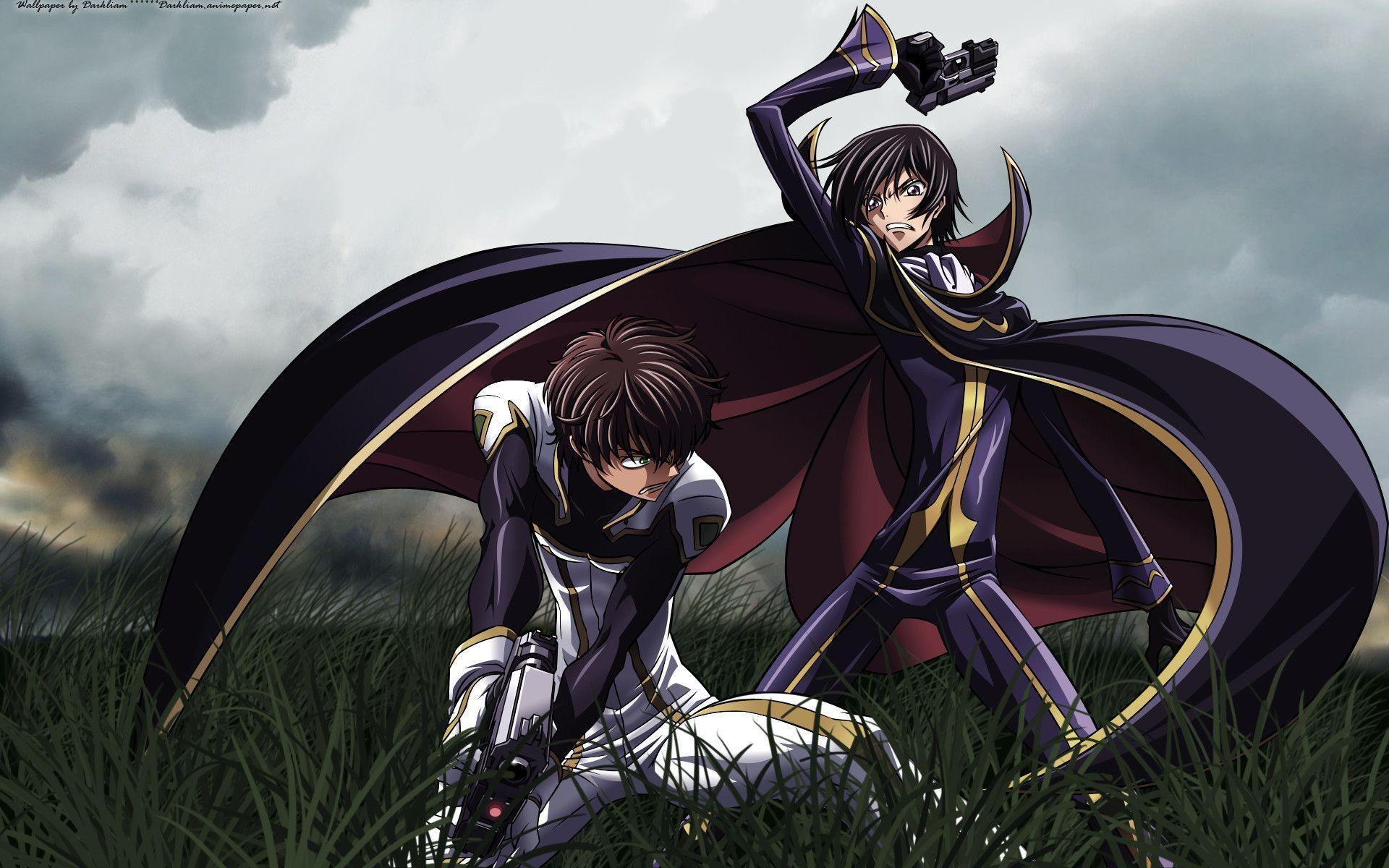 Code Geass Fight Anime Wallpapers