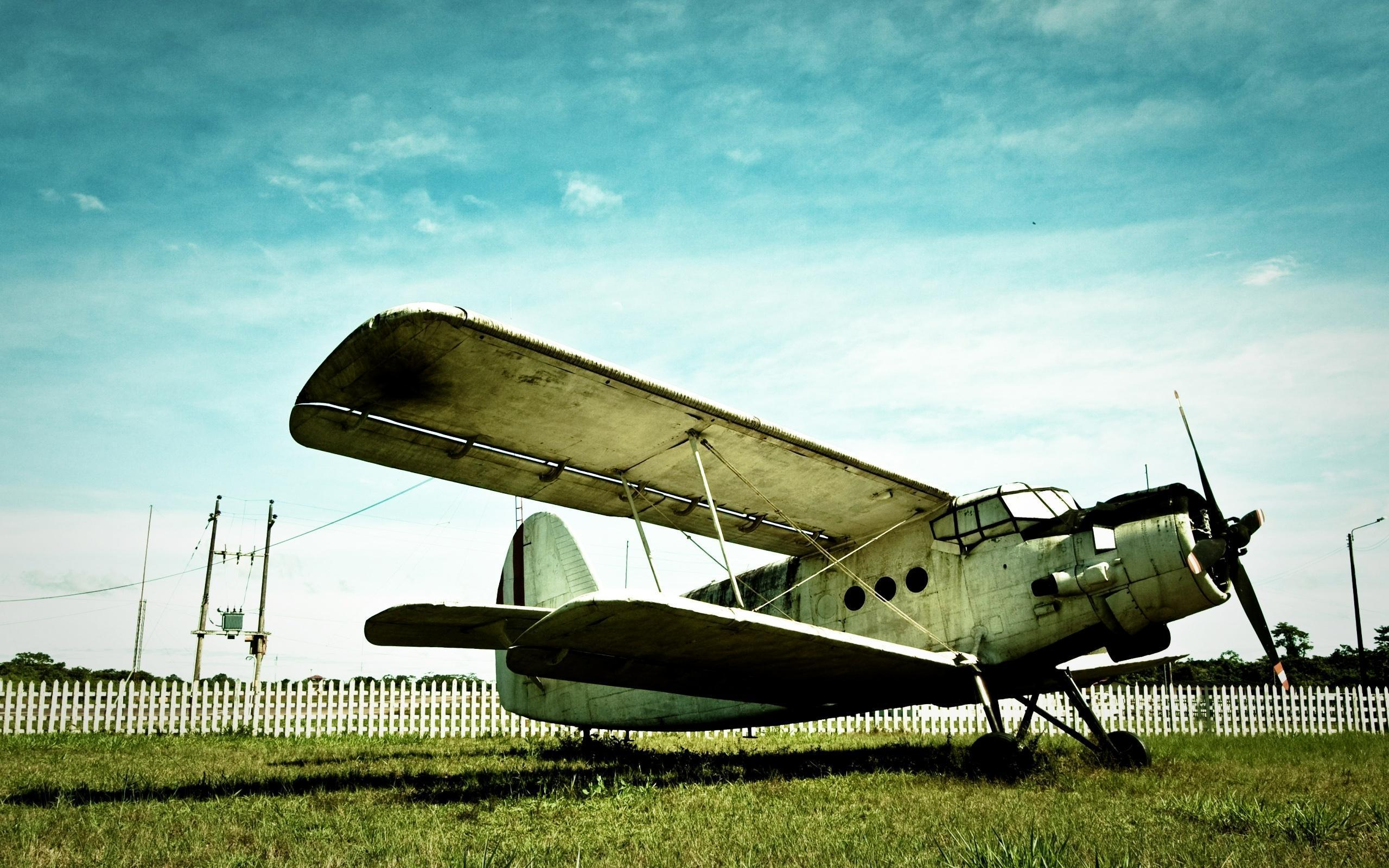 Vintage Airplane Wallpapers Wallpaper Cave