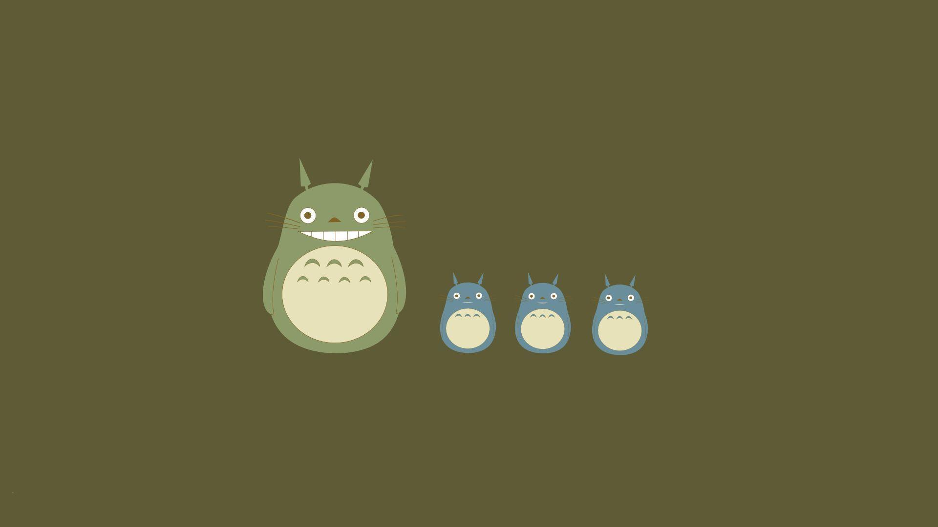Images For My Neighbor Totoro Wallpaper 1920x1080