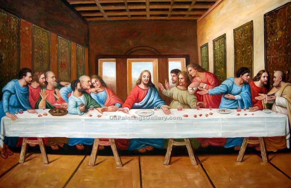 Last Supper Wallpapers - Wallpaper Cave Da Vinci Last Supper High Resolution