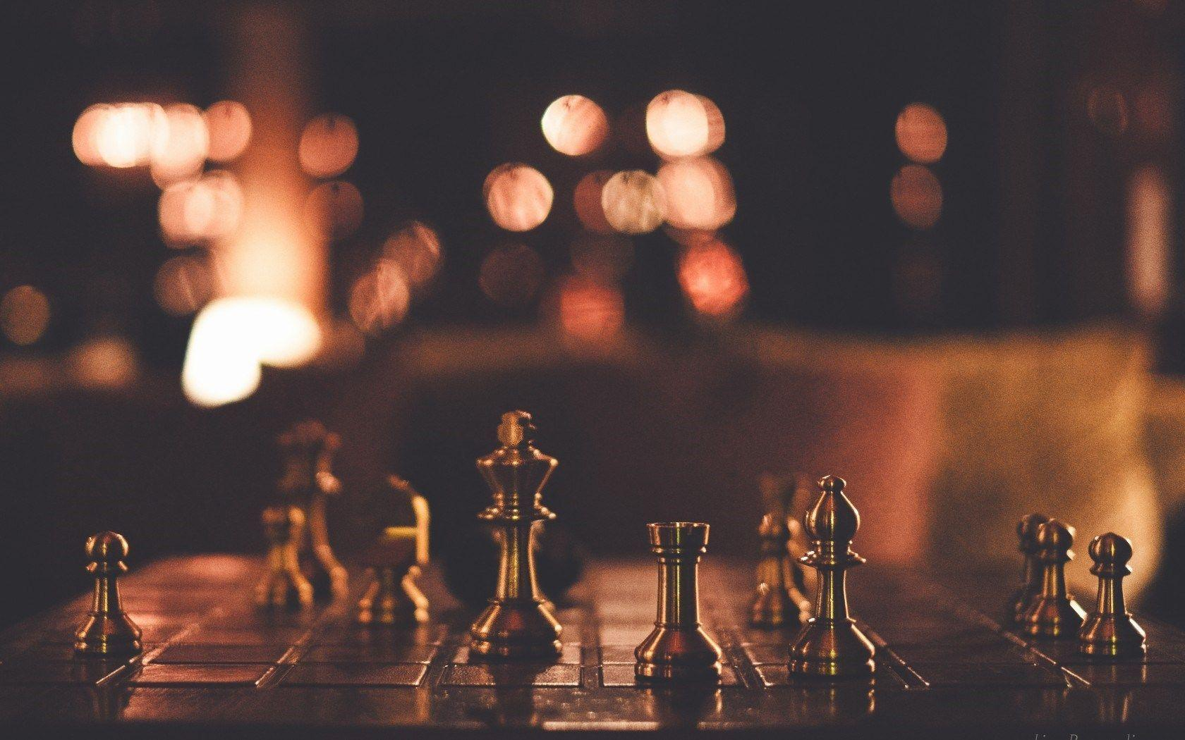 Chess Strategy Board Game HD Wallpapers