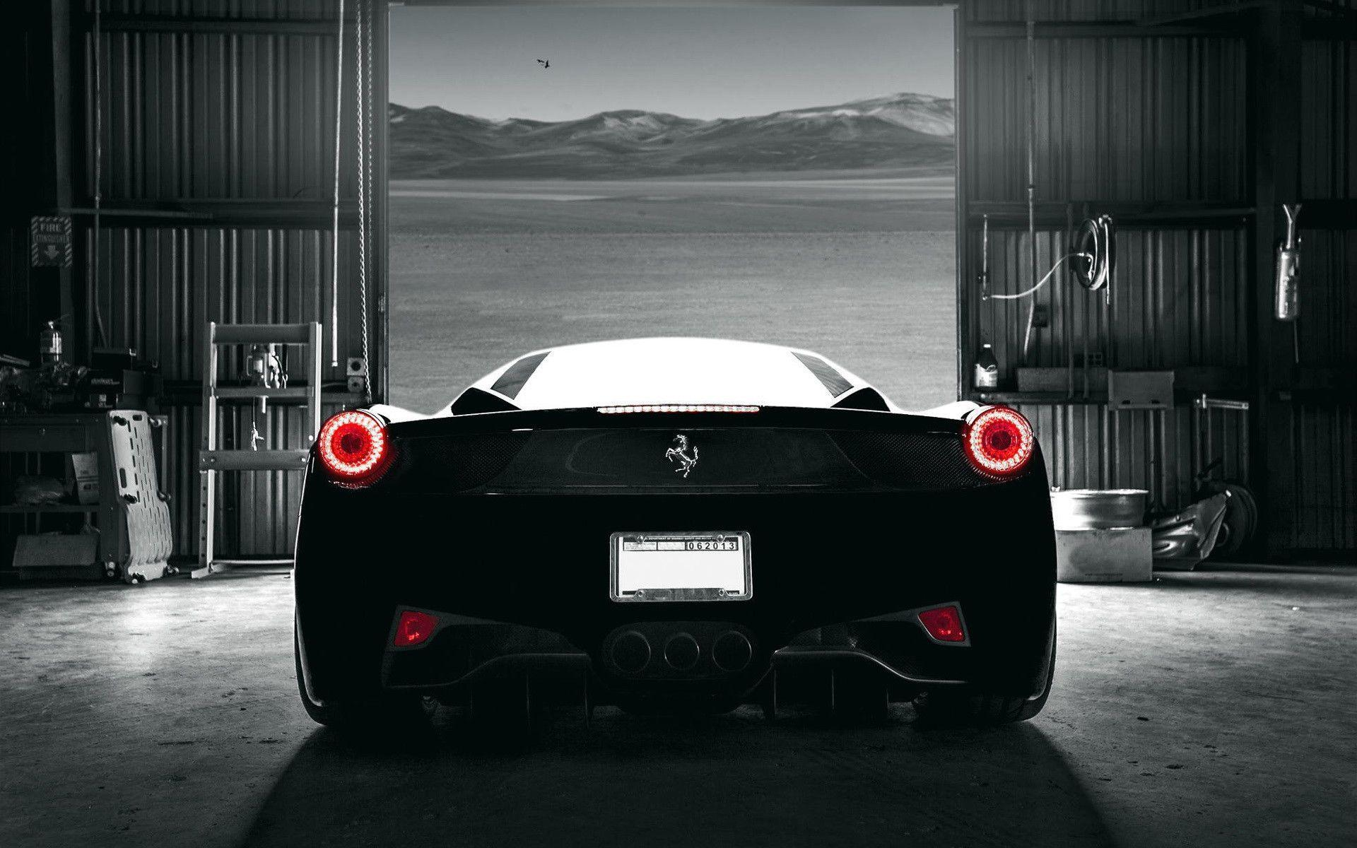 458 Italia Iphone Wallpaper