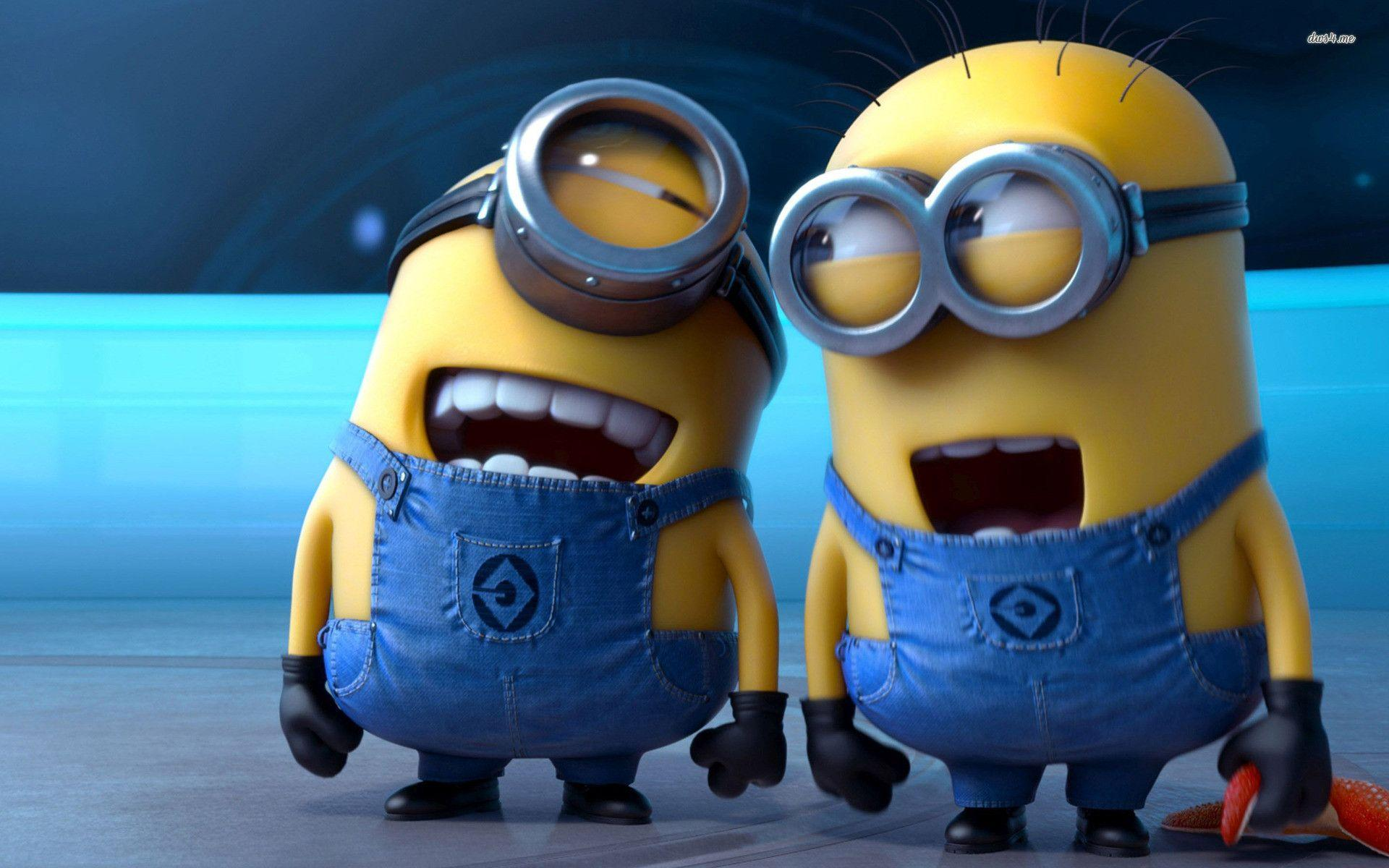 Despicable Me Wallpapers Minions - Wallpaper Cave