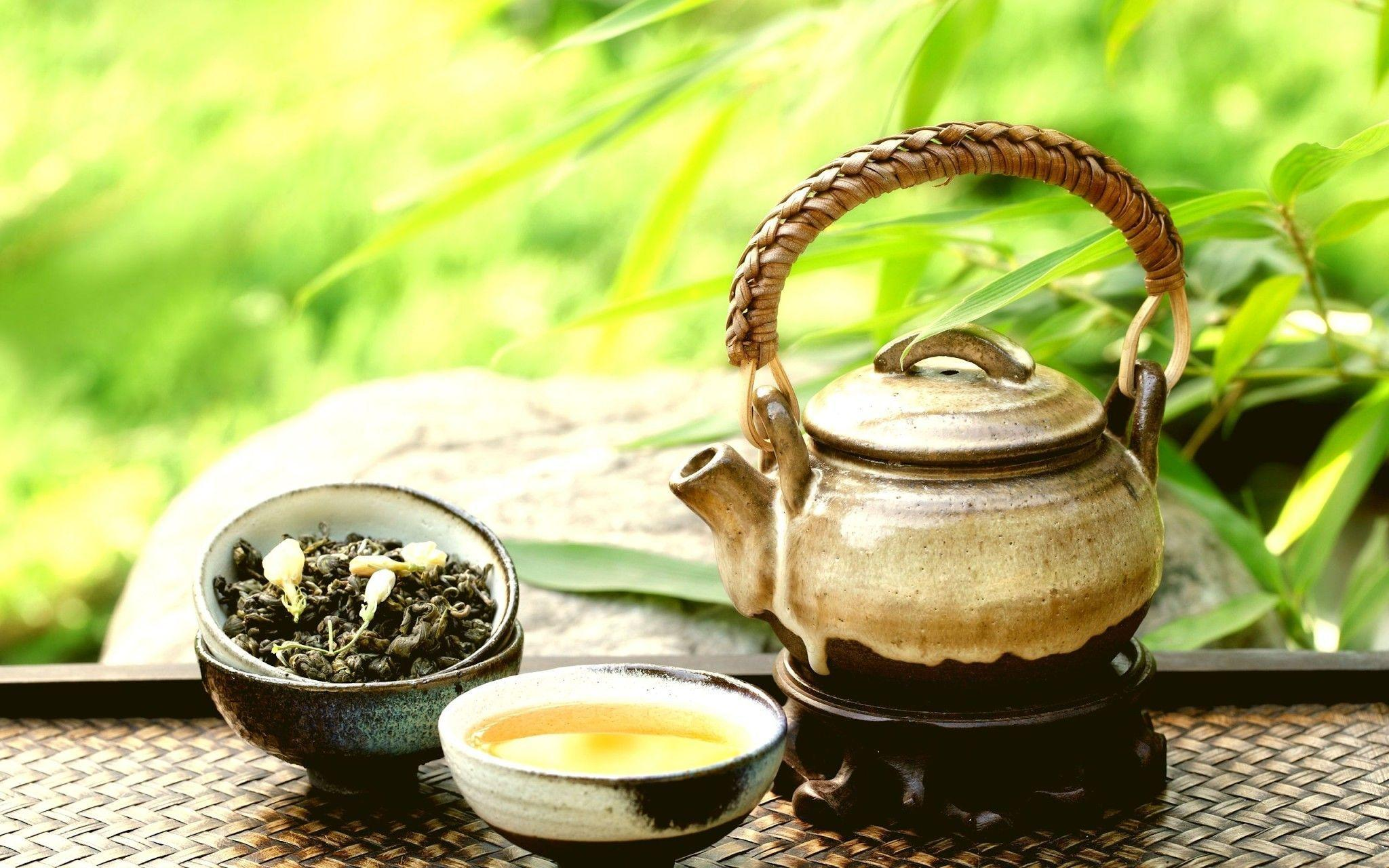 Green Tea Wallpapers Wallpaper Cave
