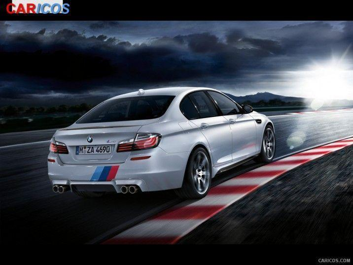 2014 BMW M5 with M Performance Parts