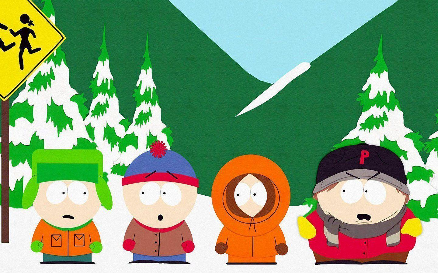 South Park Gang HD Wallpapers