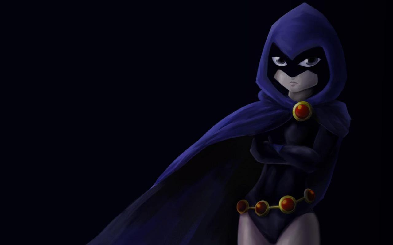 Raven Teen Titans Wallpapers Wallpaper Cave