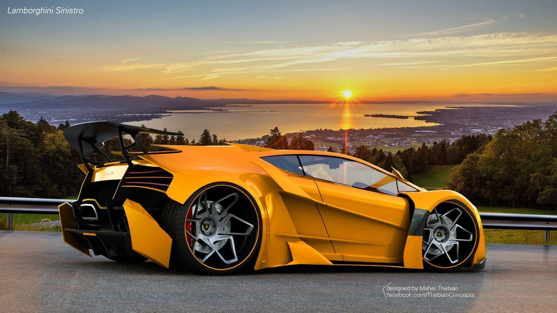 Lamborghini Wallpapers 1080p
