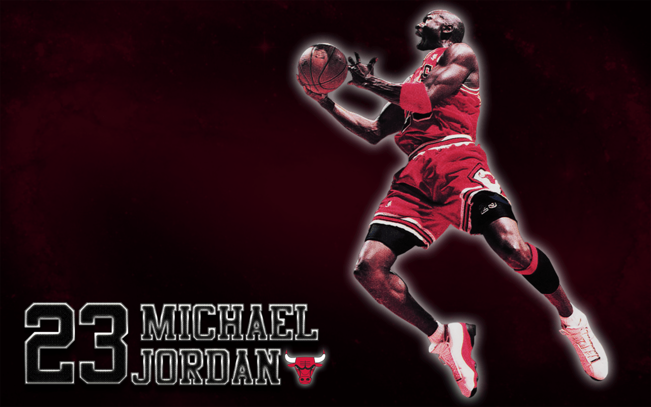 Michael Jordan Chicago Bulls Logo: Michael Jordan Chicago Bulls Wallpapers