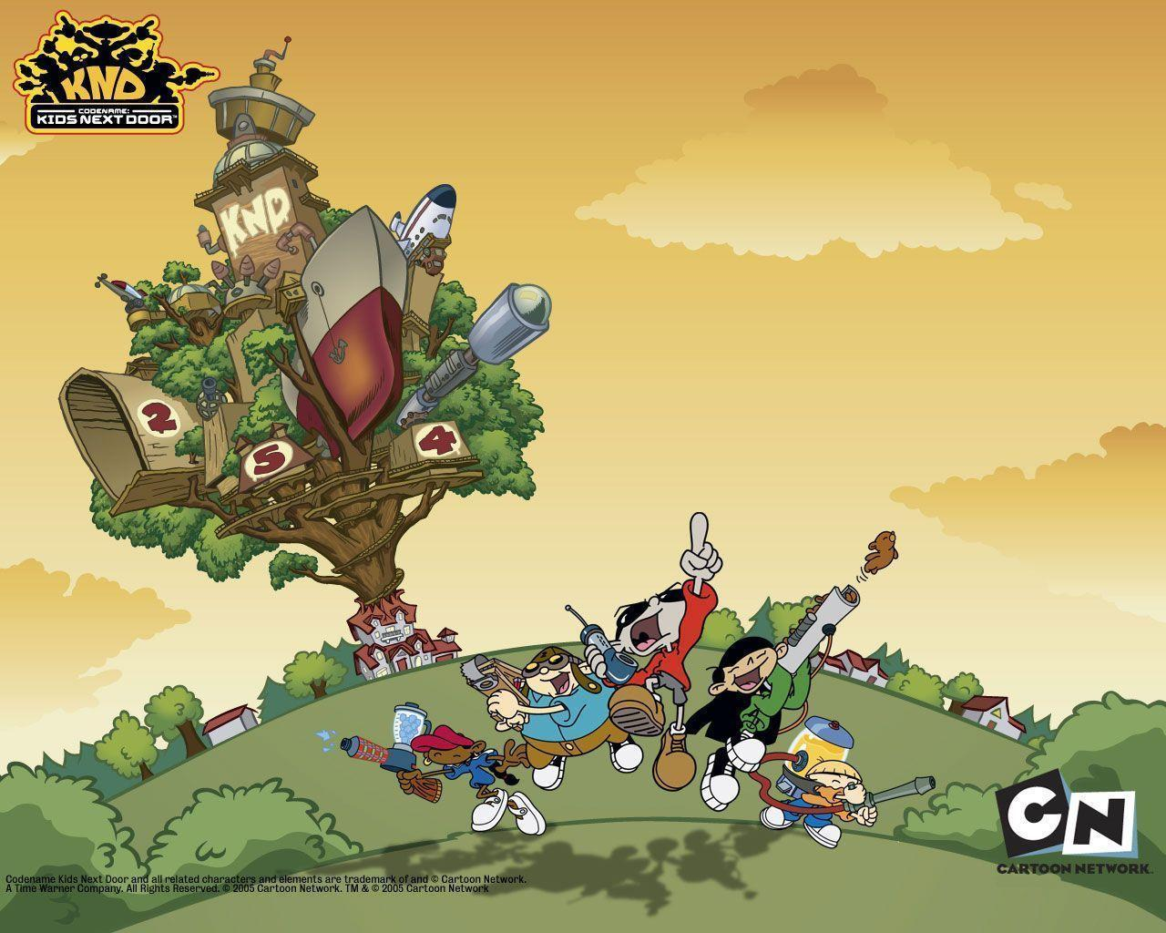Codename Kids Next Door Online