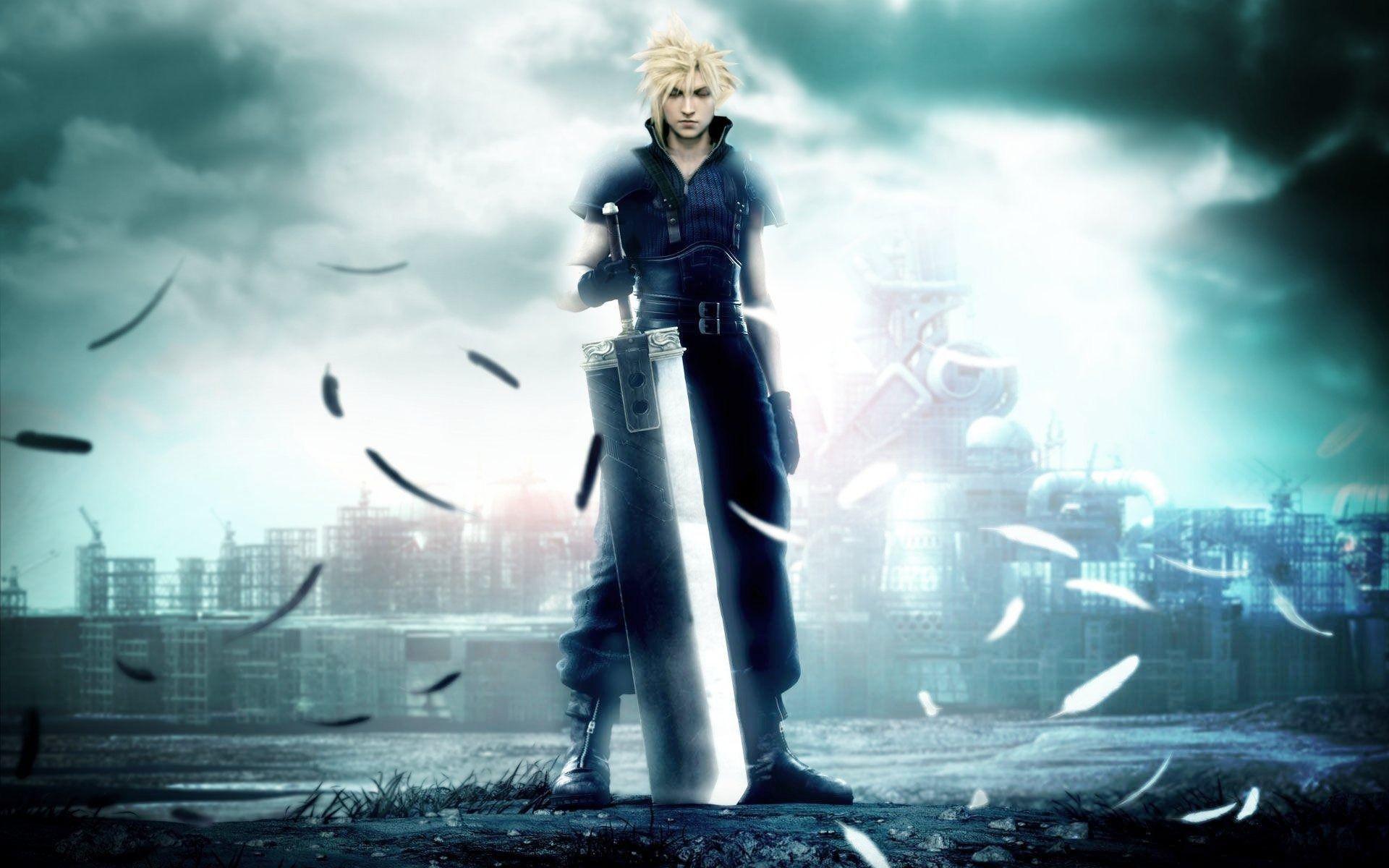 Final Fantasy Cloud Wallpapers - Full HD wallpaper search