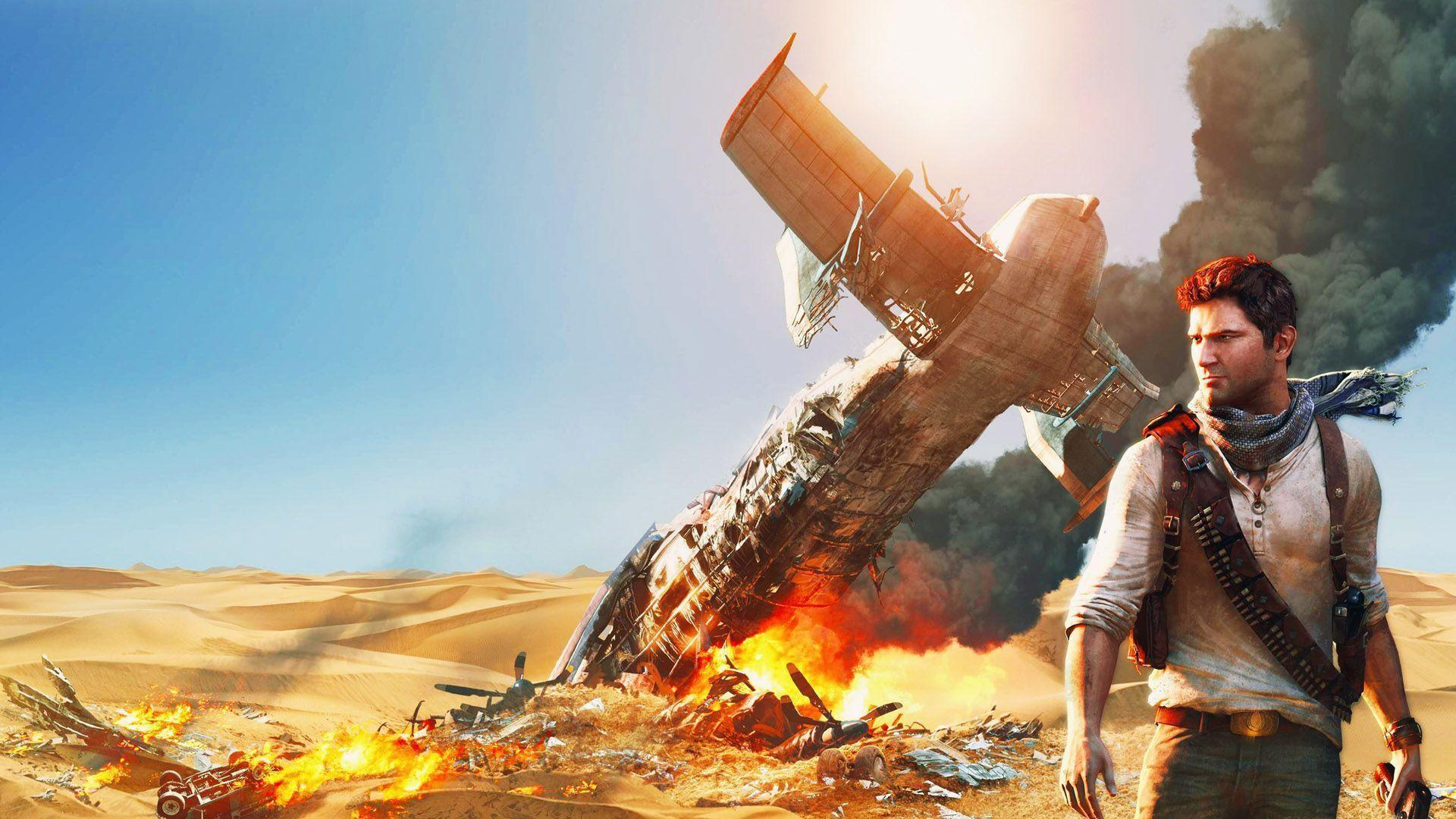 Awesome Uncharted Wallpaper 28433 1920x1080 px ~ HDWallSource.
