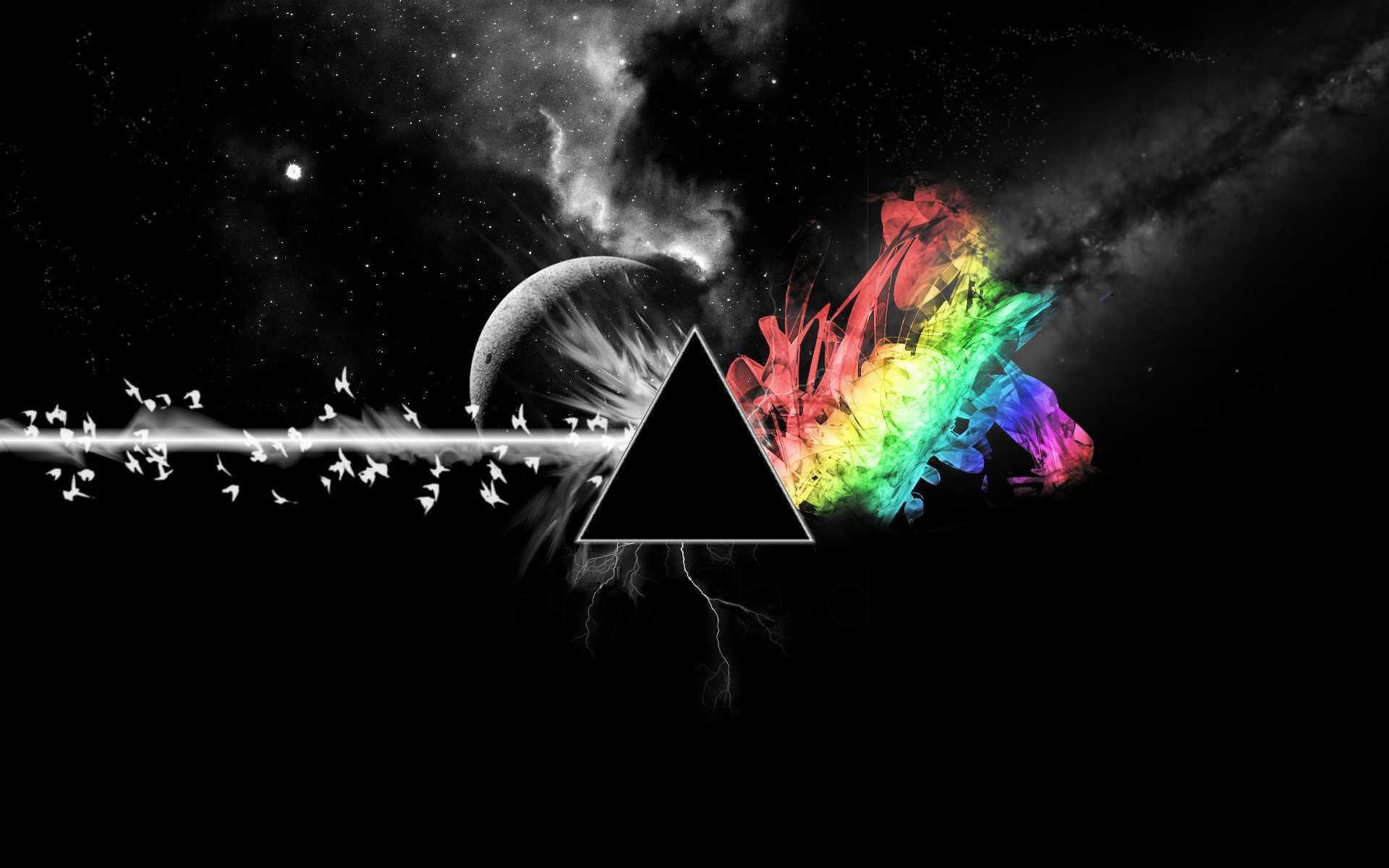 Pink Floyd - The Dark Side of the Moon Wallpaper #9099
