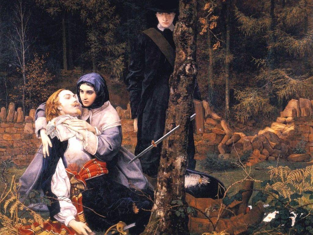 Pre Raphaelites. The Tate | POLLYANNA JOHNSON