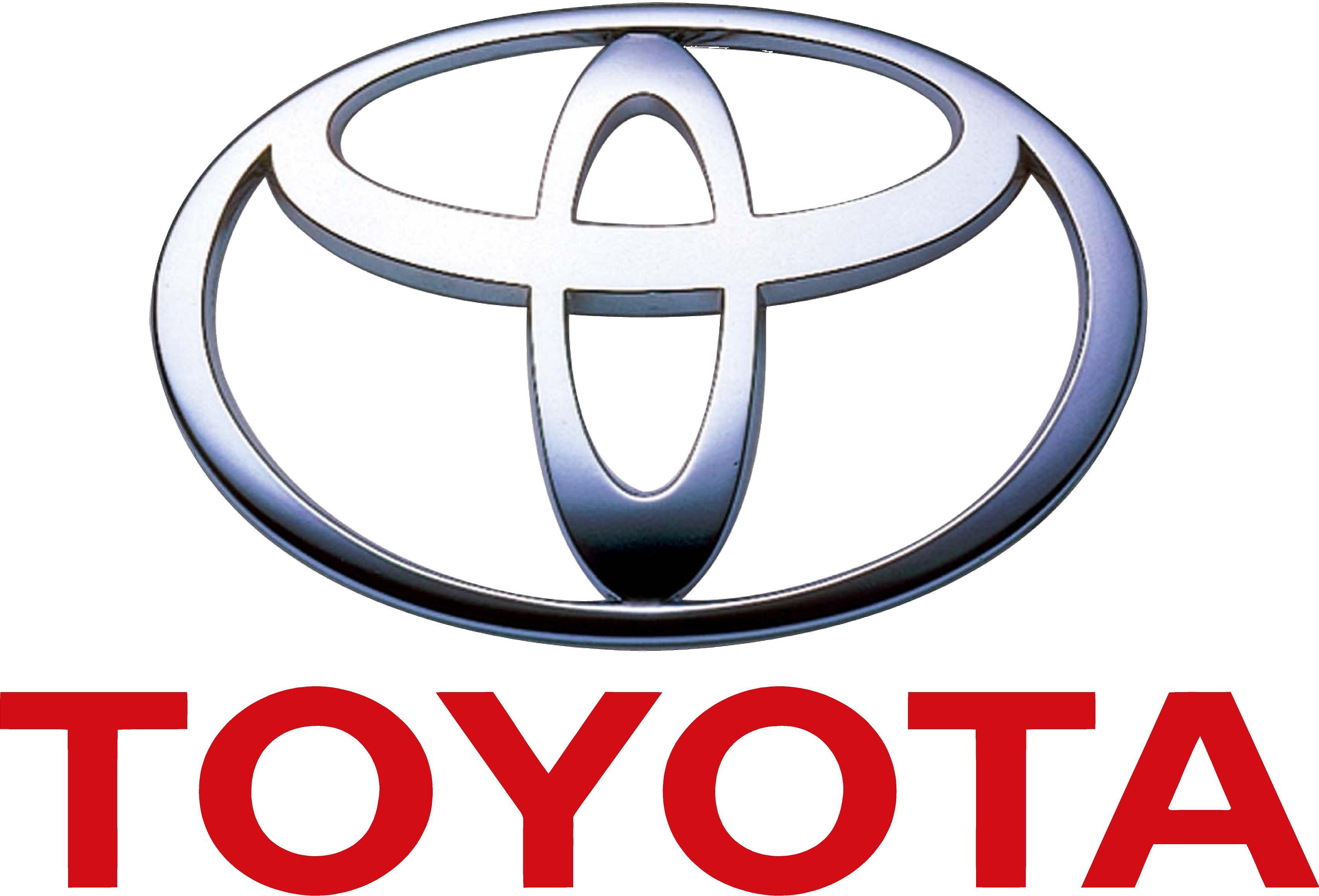 Logo Toyota 4x4 entrant dans l'eau: Télécharger Toyota 4x4 entrant dans l'eau
