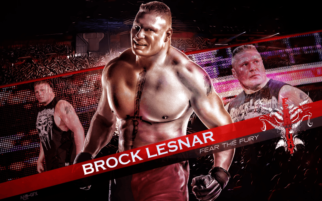 WWE Brock Lesnar HD Wallpapers