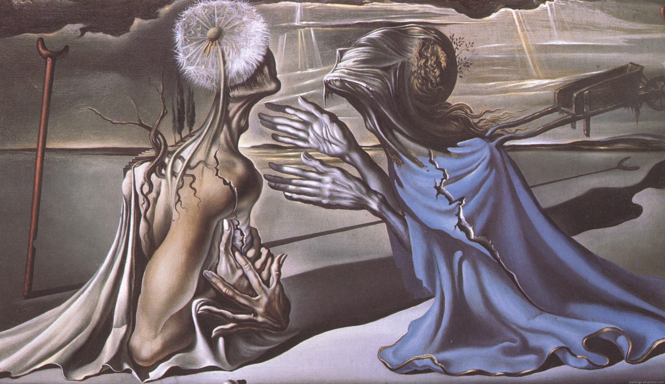 Salvador Dali Desktop Wallpapers - Wallpaper Cave