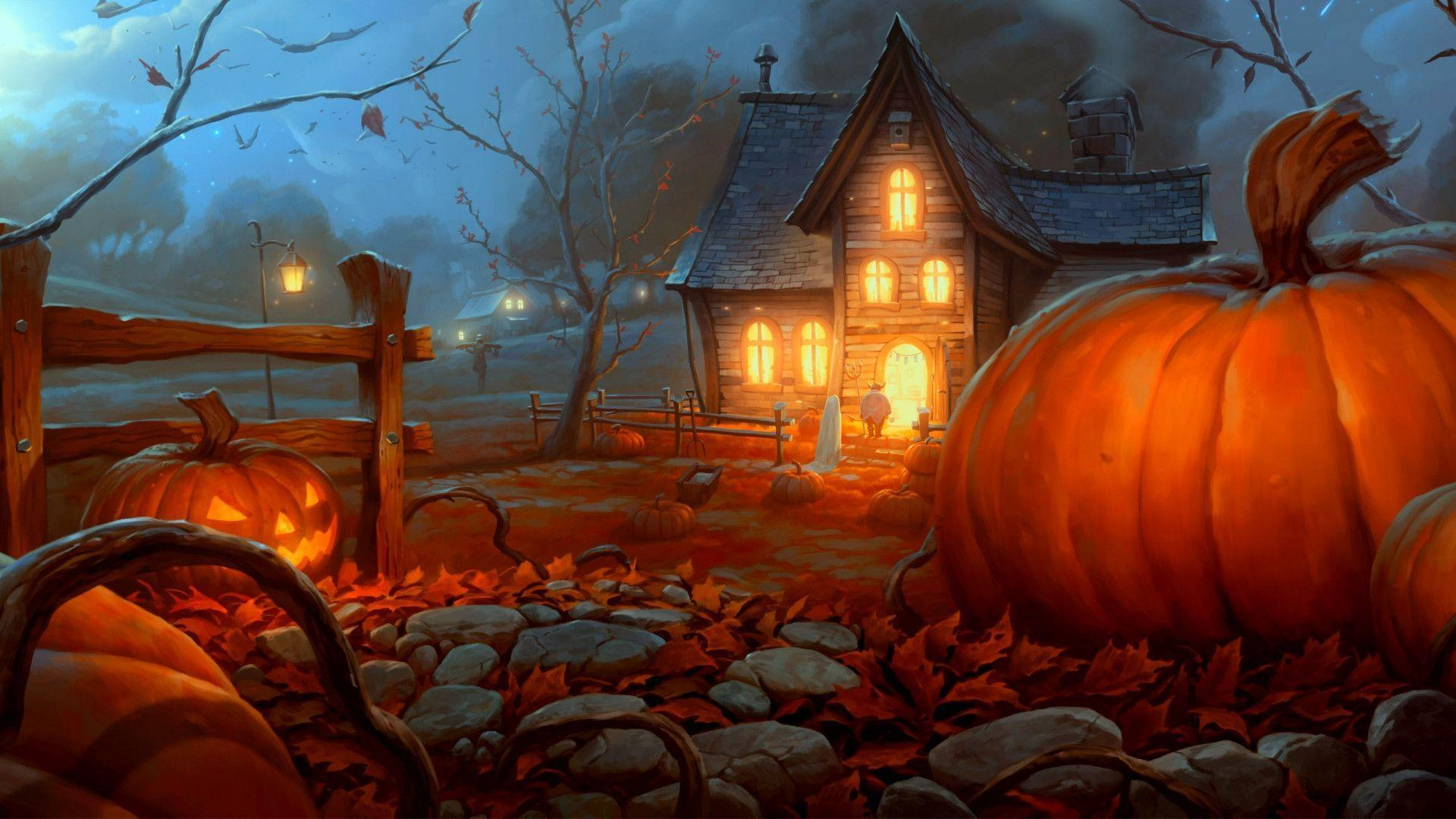 1920x1080 Halloween Wallpapers