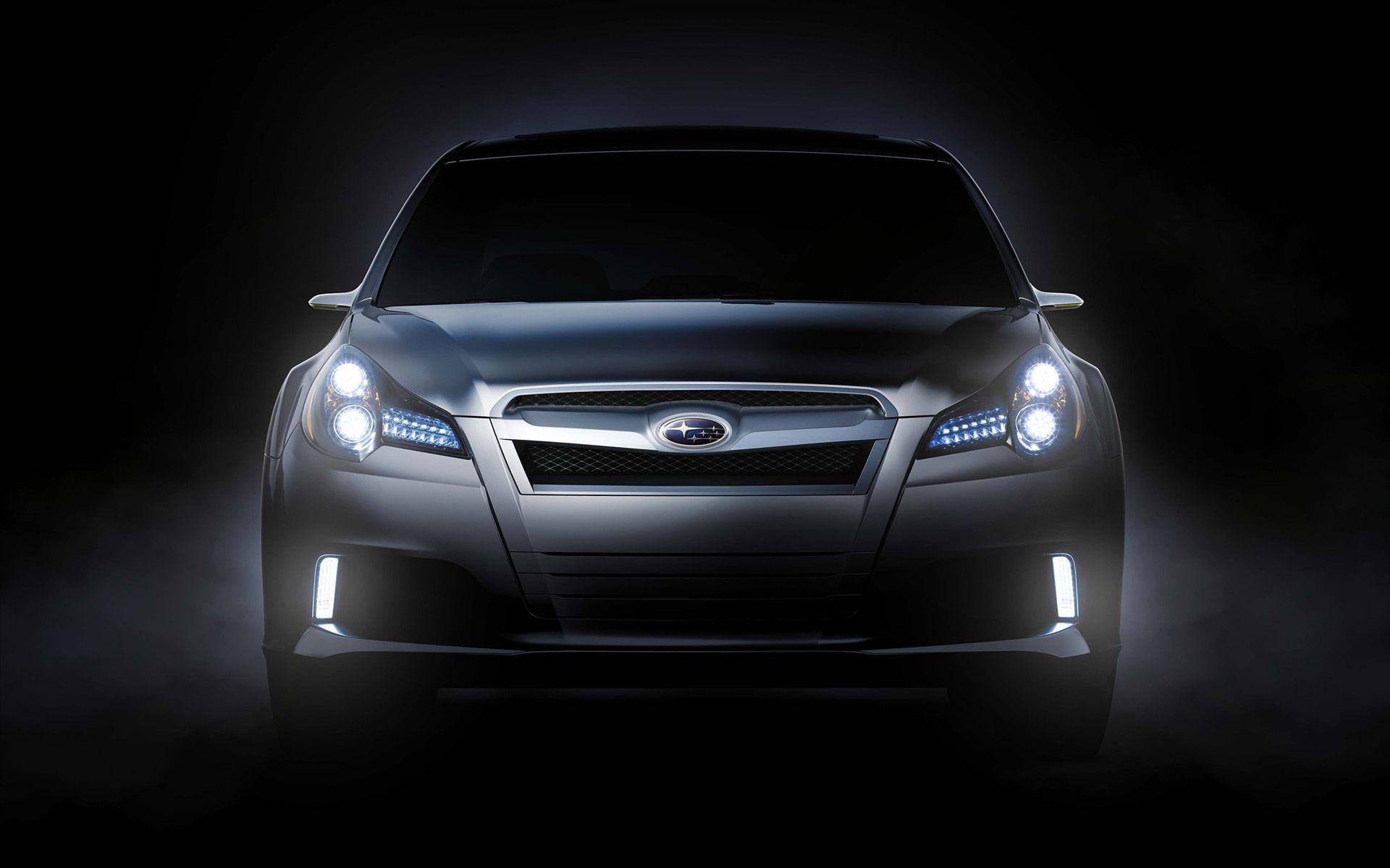 Subaru Legacy - VisuaLogs