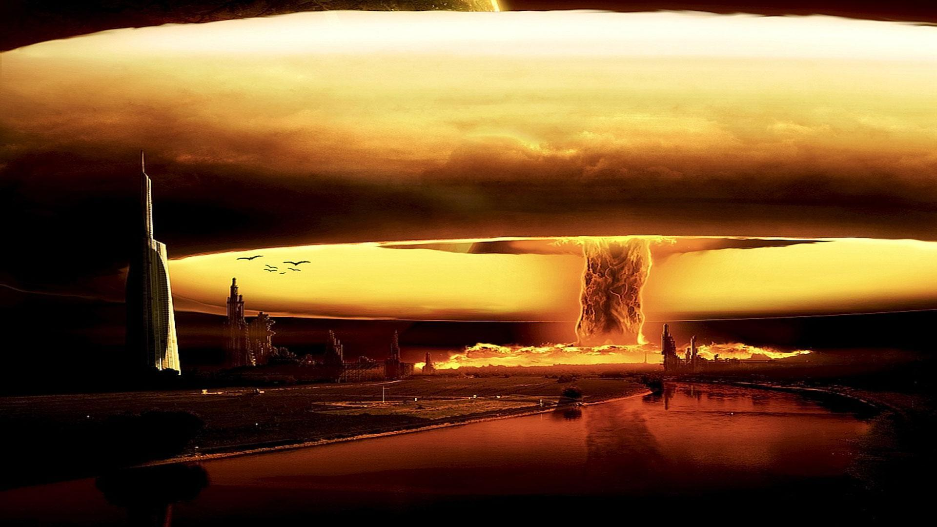 Nuke Explosion Wallpapers - Wallpaper Cave Real Nuclear Explosions Wallpaper